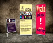 Roll-up'y i stojaki Kielce